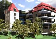 Studie bytových domů a administrativní budovy u Raudnitzova domu