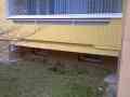 Úprava lodžií s betonovým zábradlím