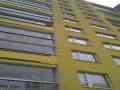 Detail západní fasády návrh