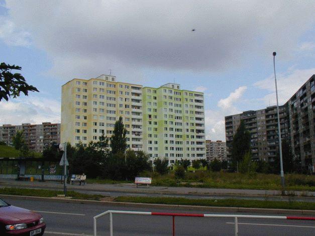 Realizace jižní a východní fasády