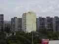 Realizace jižní fasády