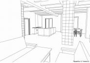 Nástavba bytového domu