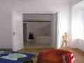 Realizace vstupu z obývacího pokoje do ložnice