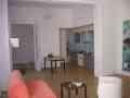 Realizace vstupu z obývacího pokoje do kuchyně