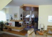 Rekonstrukce podkroví bytového domu