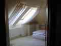 Realizace podkroví ložnice