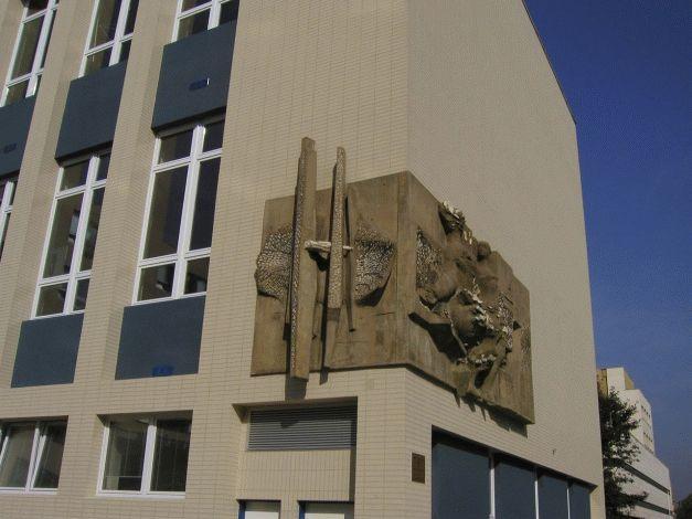 Realizace designových prvků fasády