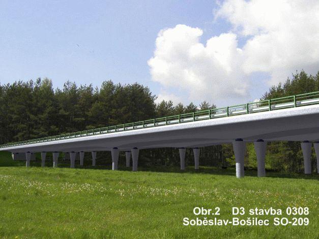 Zákres mostu do fotografie